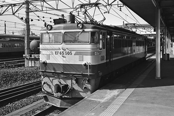 198602八王子駅_EF65-02