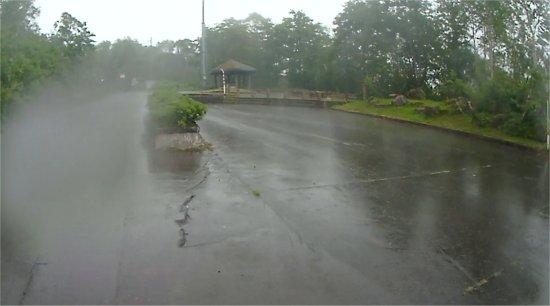 雨の練習07