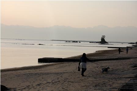 雨晴海岸05
