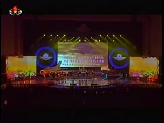 DPRKAF with KimJU Morangbong 20140421mp4_004518366