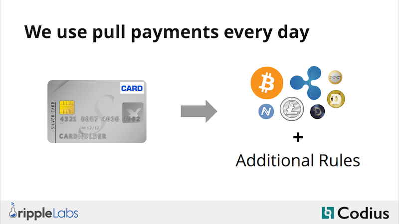 Pull payment