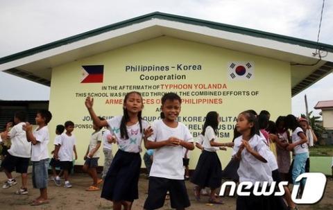 フィリピン学校1