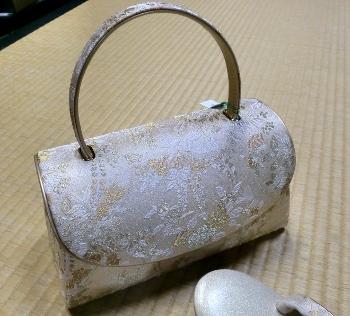 鞄と草履セット①アップ