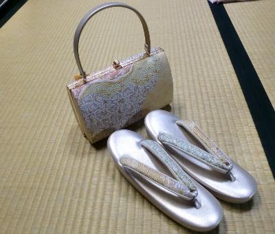 鞄と草履セット②