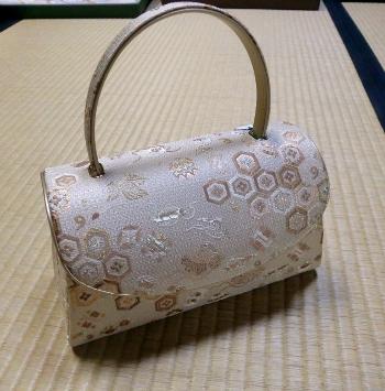 鞄と草履セット③アップ