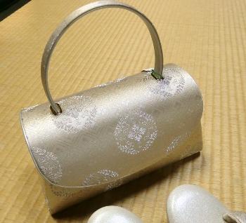 鞄と草履セット④アップ