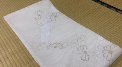 夏物西陣袋帯5