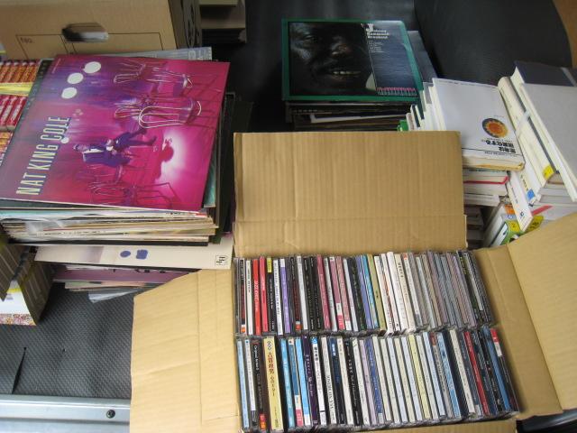 20140709_ジャズCD、ジャズレコード