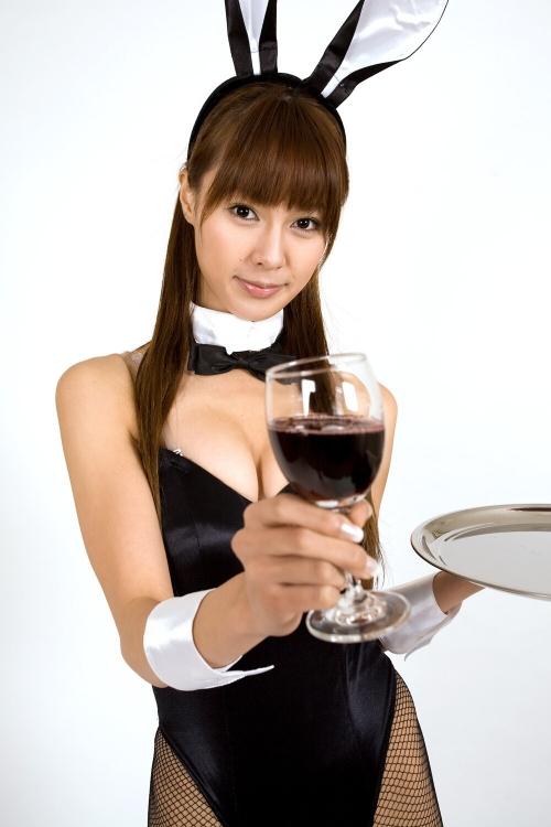 バニーガール コスプレ エロ画像 22