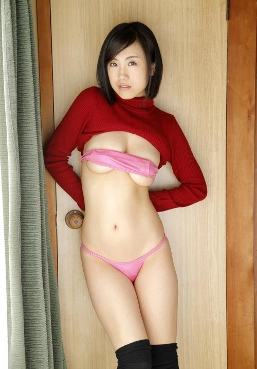 長瀬麻美(水谷彩也加) グラビア 26