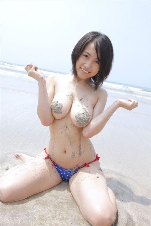 長瀬麻美(水谷彩也加) グラビア 40