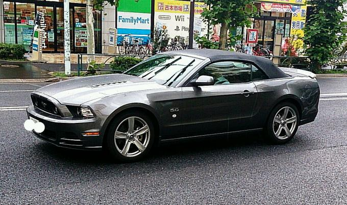 FORD MUSTANG GT_20140627