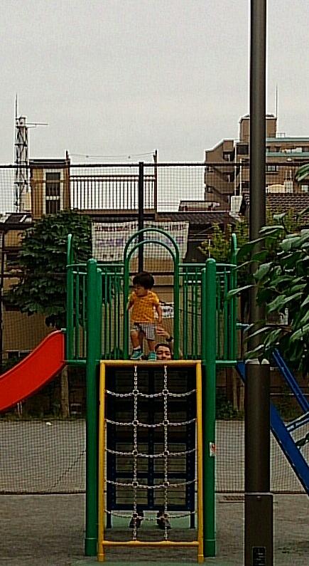滑り台_20140706