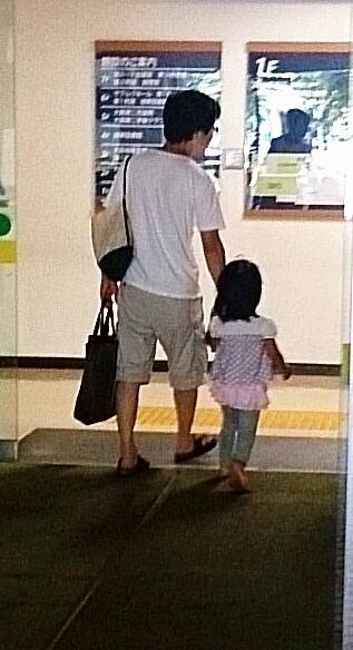 パパと一緒_20140803