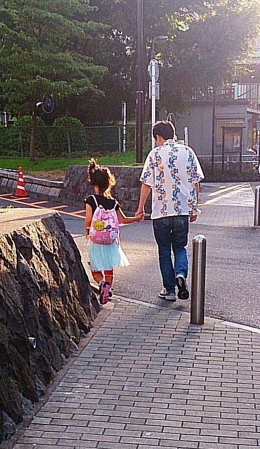 パパと一緒_20140818
