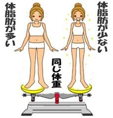 体脂肪天秤