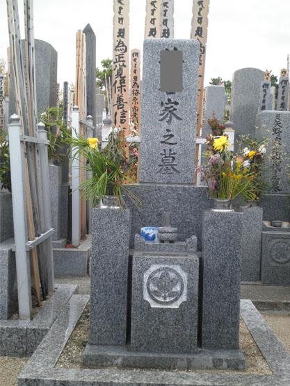 お墓2-1