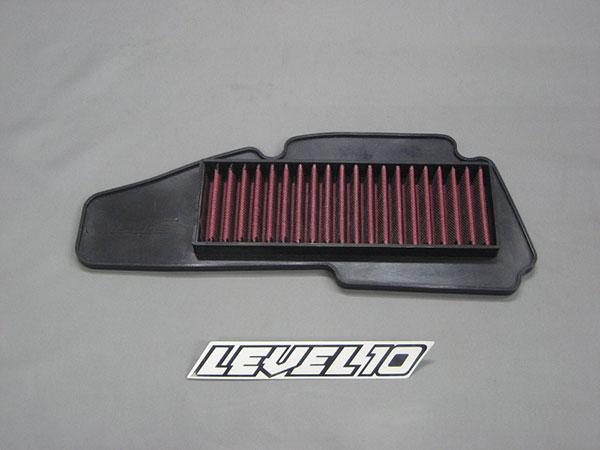 LEVEL10 レーシングパワーフィルター