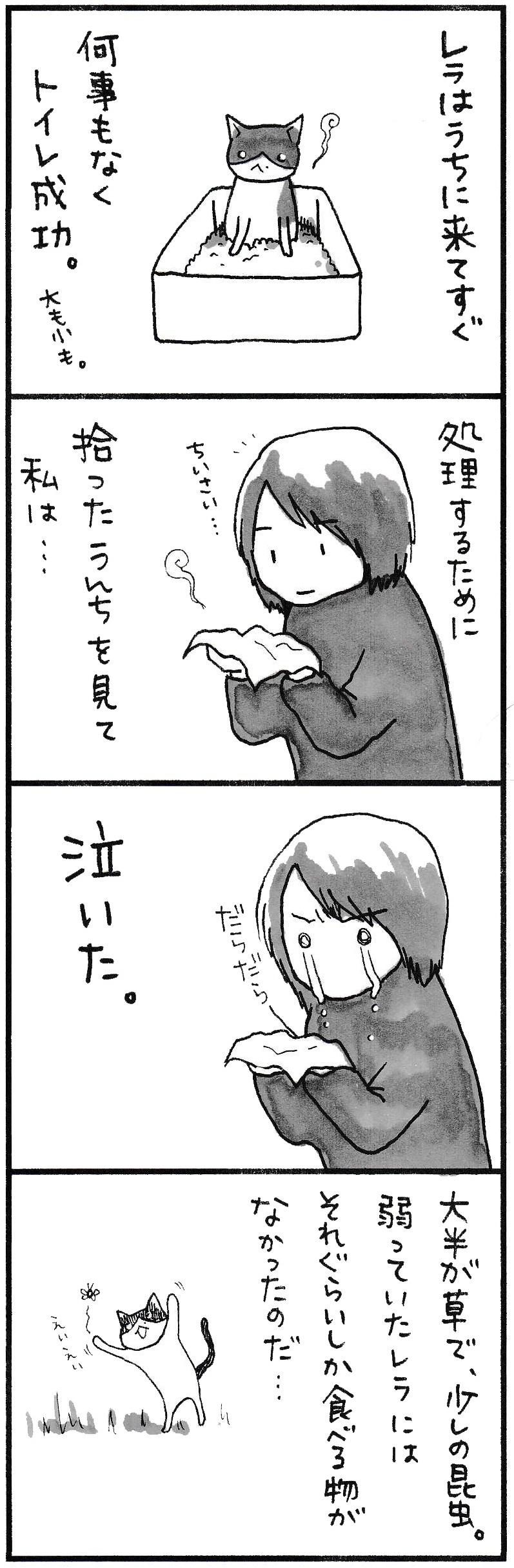 れらのうんこ