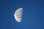 201404_22 今朝の月(下弦月)