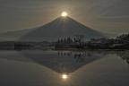 2014_04_27 田貫湖(南)島2 ダイヤモンド富士・荻平(北)パール富士ほか