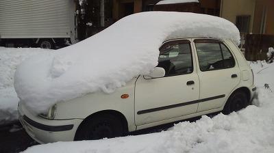 20130215の雪01