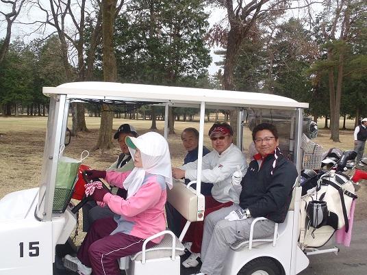 チャリティーゴルフ3