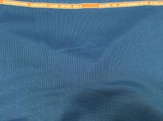 サンビーム・オーダージャケット用の青の服地