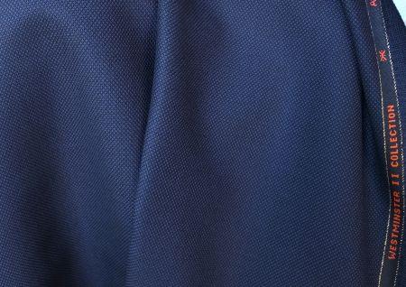 バーズアイの紺