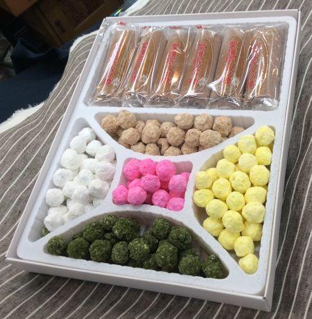 夷川の五色豆