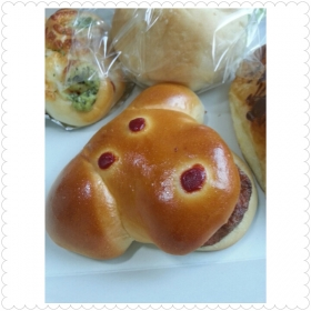 3月18日犬パン