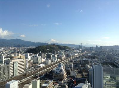 富士山(Hセンチュリーより)