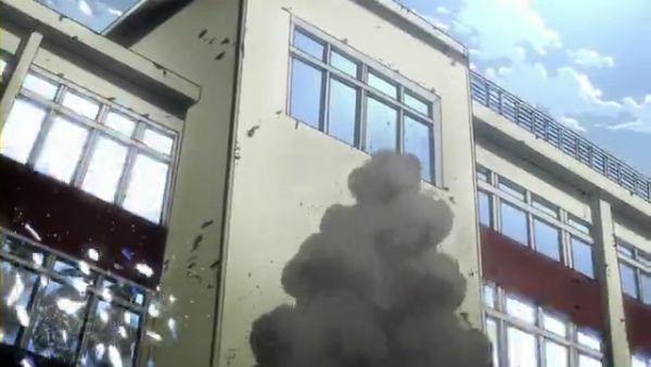 2 校舎 崩壊