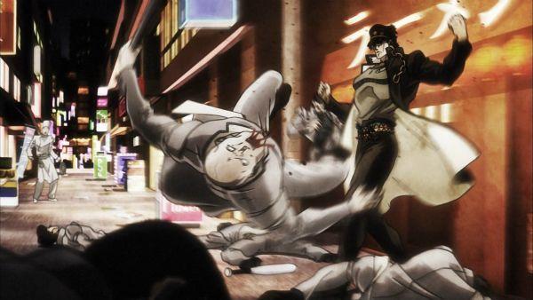 2 承太郎 喧嘩は当たり前 病院に入りっぱなしの奴もいる