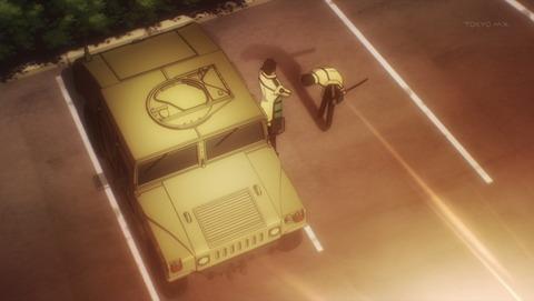 6 軍用車両