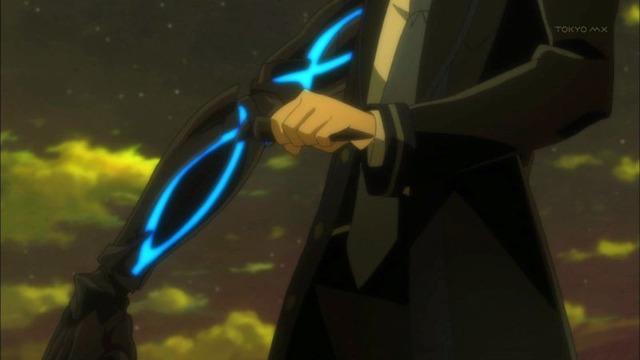 4 蓮太郎 腕のギアチェンジ