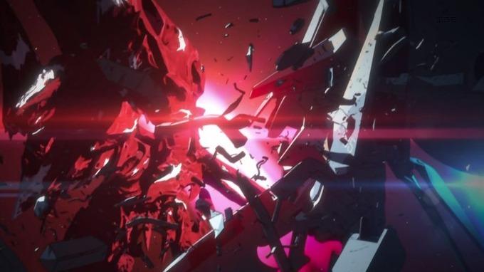 8 紅天蛾 仄機 攻撃