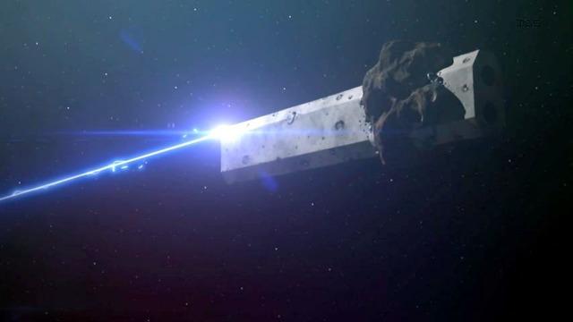 11 シドニア ヘイグス粒子砲 発射