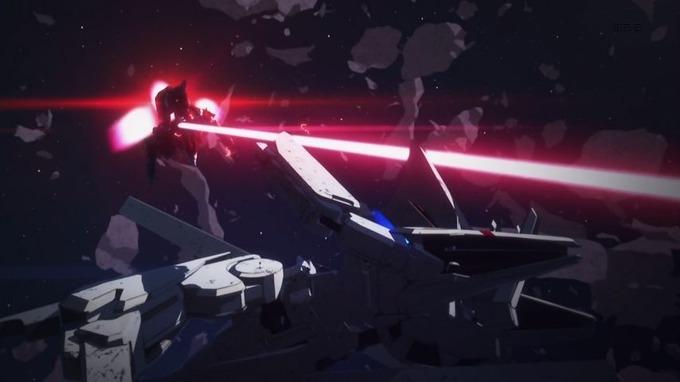 12 紅天蛾 ヘイグス粒子砲 継衛 回避