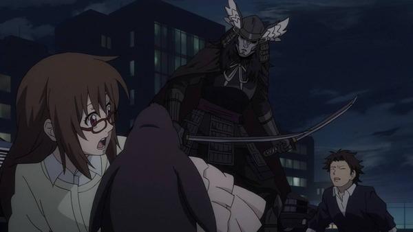 3 紫 京太郎 鎧武者の襲撃