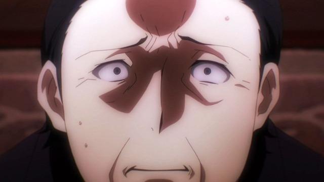 18 シンジケート構成員 絶望の顔