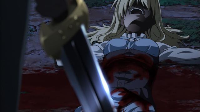 アカメ 1 少女 死体