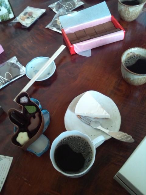 2014.02チョコレートパーティー