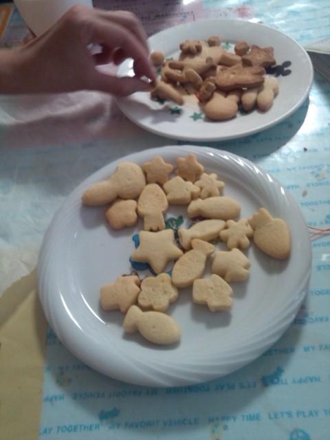 2014.03クッキー作り