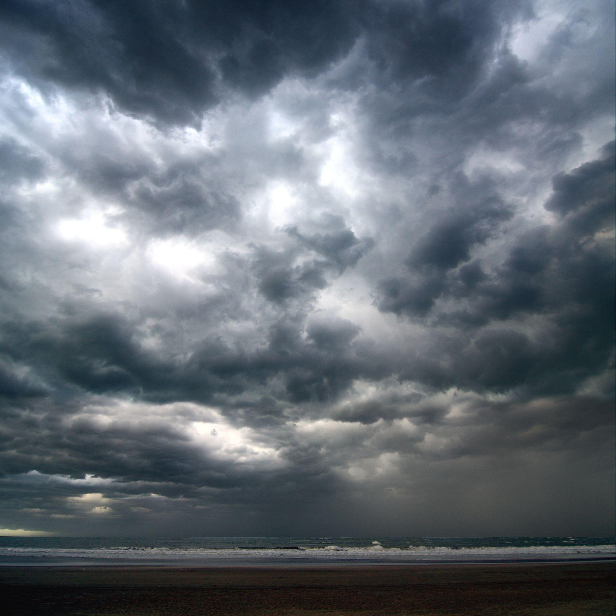 暗雲(海)2