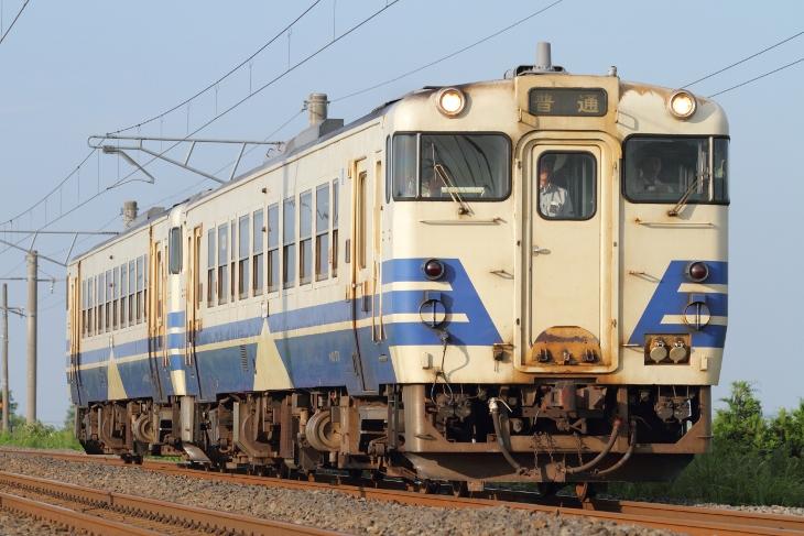 321D キハ40-574