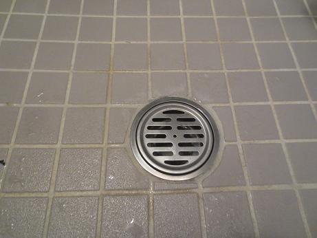 必殺さんグッズ浴室排水口