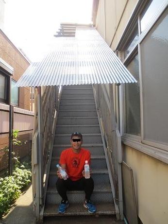 階段波板Fさん