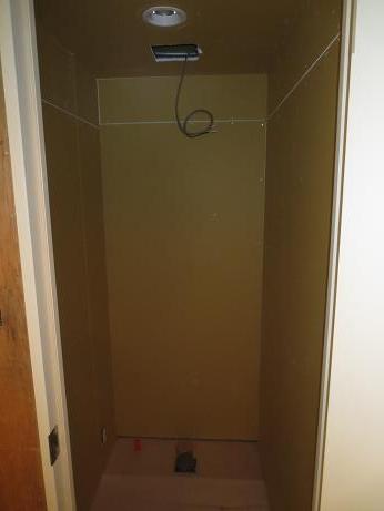 バストイレ分離トイレ