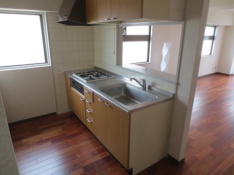 日野7階キッチン